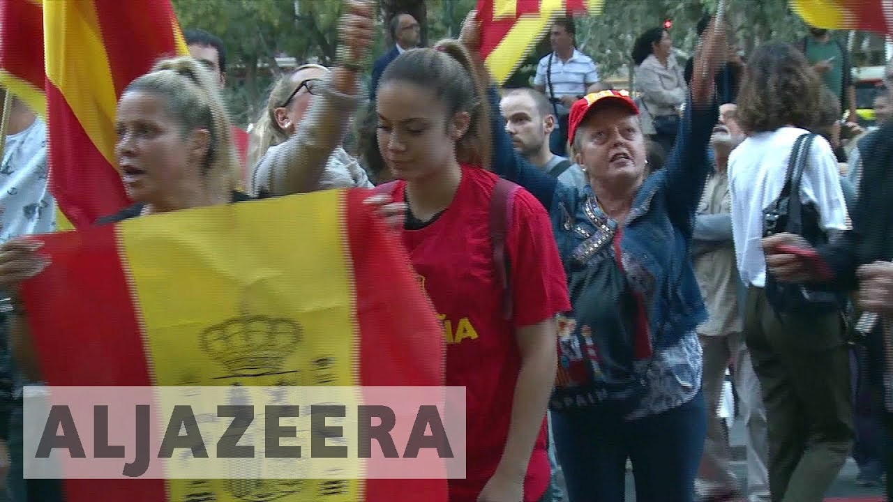 Catalonia's anti-secessionists concerned over future after referendum