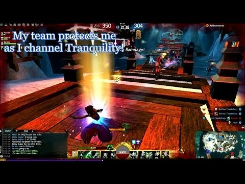 Guild Wars 2 - Necromancer PvP Montage