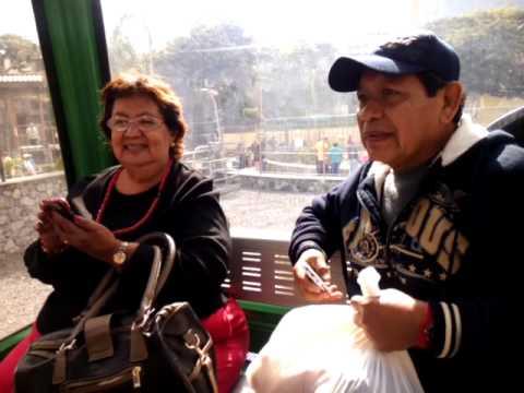 En Familia Teleférico de Orizaba, Ver.