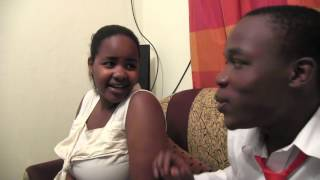 Kenyan film - Hurting love movie.