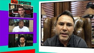 Oscar De La Hoya Paid GGG Millions of 'My Own Money' to Save Canelo Rematch