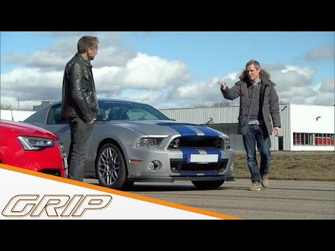 NfS: Mustang Shelby GT 500 - GRIP - Folge 267 - RTL2