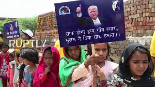 India: 'Trump Village' unveiled in Haryana