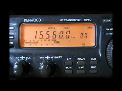 Radio Sultanate of Oman (Thumrait, Oman) - 15560 kHz (ex-15140 kHz)