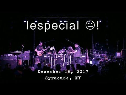 lespecial: 2017-12-16 - Westcott Theater; Syracuse, NY [4K]