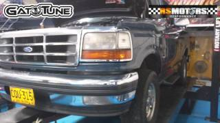 Ford Bronco XLT 5.0 (302) Turbo Dyno Run