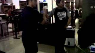 Dance with the star versi man vs man.3GP