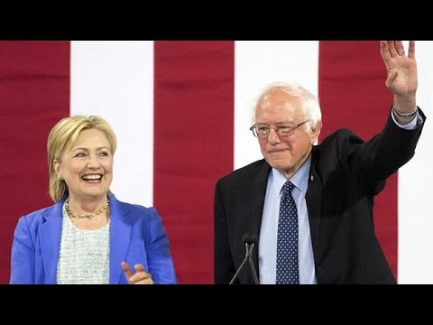 Bernie Sanders Supporters React To Hillary Clinton Endorsement