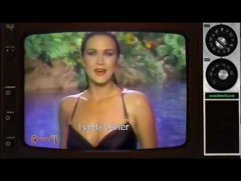 1985 - Maybelline - Lynda Carter & Moisture Whip Lipstick