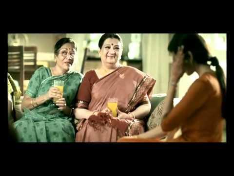 Funny Ads : Tata I Shakti Daal Ad - Nai Bahu