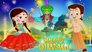 Chhota Bheem - Dholakpur Diwali Dhamaka | Diwali Special | Fun Kids Videos | Fun Cartoon in Hindi