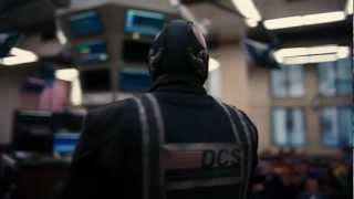 The Dark Knight Rises - Bane Hits the Stock Exchange (HD) IMAX