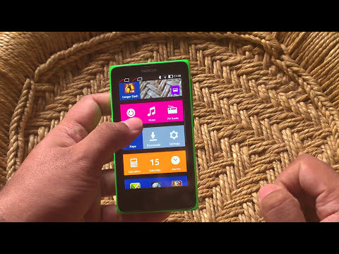 Nokia X Review - All about the Software