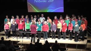 Ruddington and Lady Bay Community Choirs 1