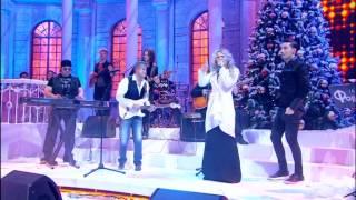 Александр Градский, Пелагея, Дима Билан, Леонид Агутин на Новогоднем Огоньке 2014