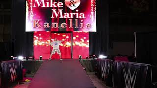 Mike Kanellis Superstar Entrance at Wrestlemania 34 Axxess