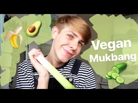 Vegan Mukbang! thumbnail