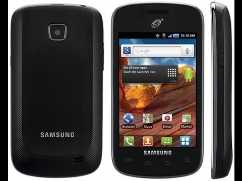 Samsung Galaxy Proclaim ( rooted hotspot ) review