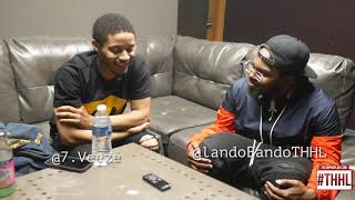 Lando Bando Interviews Veeze Talks Getting Into Music, Where He Wants To Take It, And More.
