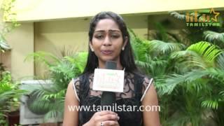 Aishwarya Raja At Pallikoodam Pogamale Movie Press Meet