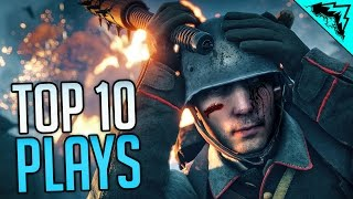 GIVE THEM HELL-RIEGEL - Battlefield 1 Top 10 Plays of the Week Killstreaks & Flanks (Bonus Plays 51)