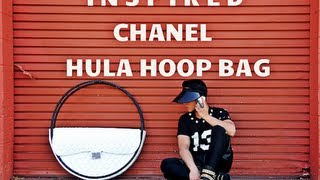 CHANEL Hula Hoop Bag Tribute | INSTAGRAM @urbanicon