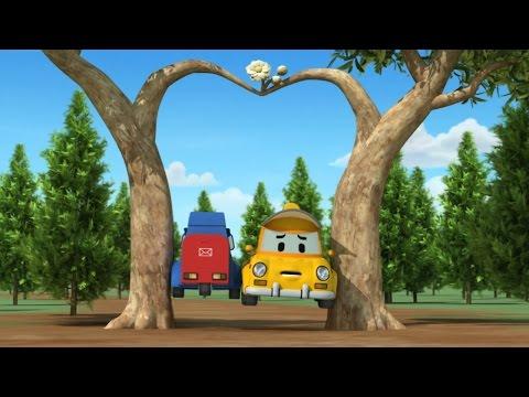 Робокар Поли - Приключение друзей - Дерево дружбы (мультфильм 19 в Full HD)