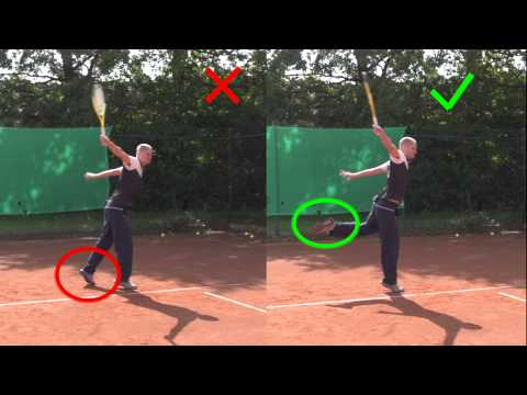 Get More Power In The Backhand Corner
