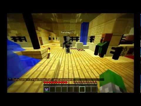 Minecraft : Serveur Idealcraft