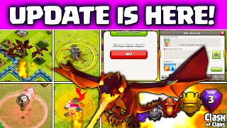 Clash of Clans UPDATE! ♦ Queen FIXED! ♦ The ENTIRE Clash Update in One Video! ♦