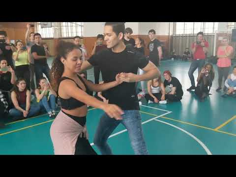 PZC2018 Workshop ACD with Erica & Felipe ~ video by Zouk Soul