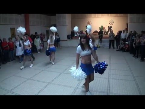 Country Day Three, Neyron, Pom Pom Girls Des Alpes video