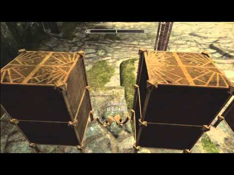 Skyrim - Level 255, All Items, and All Abilities Mod (Xbox 360)