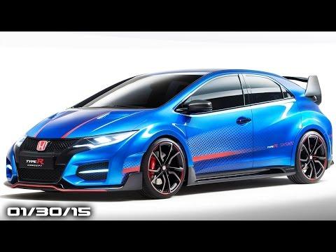 GMC Wrangler Rival, Honda Civic Type R, New Nissan Models, Kia Concept - Fast Lane Daily