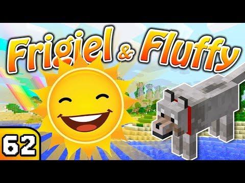 FRIGIEL & FLUFFY : C'EST l'ÉTÉ ! | Minecraft - S5 Ep.62 thumbnail