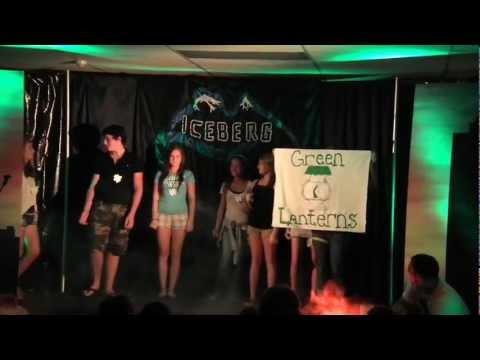 Camp Iceberg 2012 Подростковый лагерь