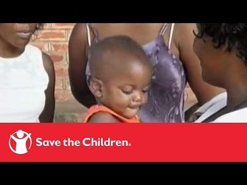Save the Children-Kangaroo Mother Care