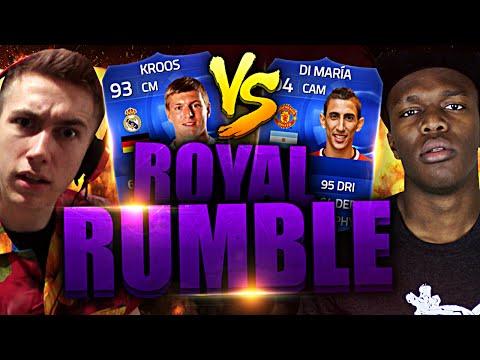 Royal Rumble Toty Edition | Miniminter Vs Ksi video