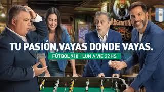 FUTBOL 910/// EL COMIENZO DE LA COPA AMERICA///14-06-2019