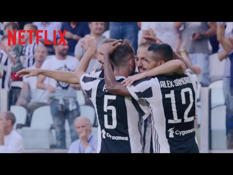 First Team: Juventus | Trailer | Netflix