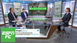 FC crew calls out Neymar after Brazil's 1-1 draw: 'It's all about him' | ESPN FC
