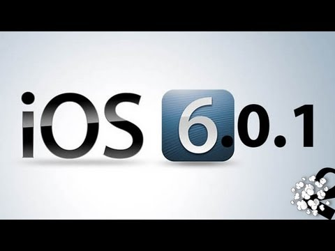 How to downgrade iOS 6.0.2 to iOS 6.0.1