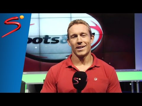 Jonny Wilkinson on Boots & All