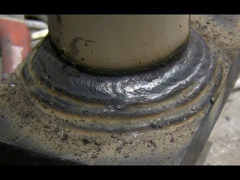 Stick Welding Techniques and a Few Tips