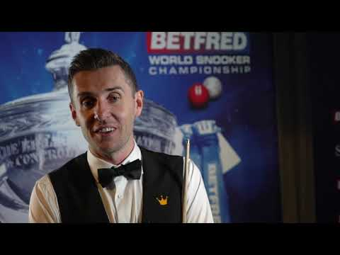 "Selby ""Still Felt Nervous"" In First Round Win Over Brown"