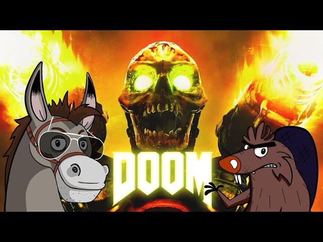 DOOM - Действительно демоническая игра