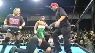 TAz Saves ECW Wrestlepalooza 97