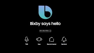 What is Bixby in Galaxy S8 ? Watch its Features in Action