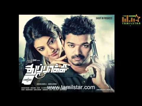 Vijay's Thuppaki will remake in Hindi - A.R.Murugados