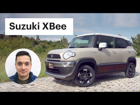 Убийца Дастера или пародия? Обзор Suzuki xBee